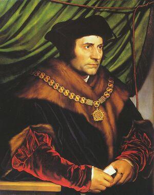 """J'ai lu """"De sang et d'or"""" de Michèle Barrière et découvert l'Utopie de Thomas More"""