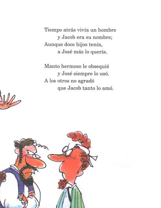 Jose Perdona a sus Hermanos  (Joseph Forgives His Brothers)