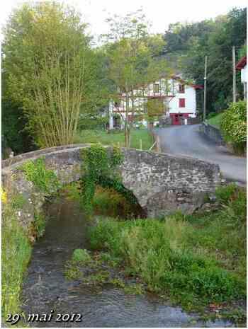 (J55) Cambo-les-Bains / Bayonne 29 mai 2012