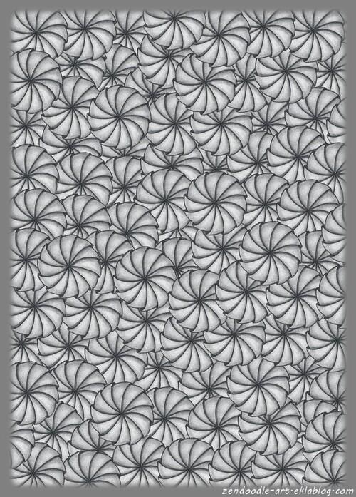 papier origami zendoodle