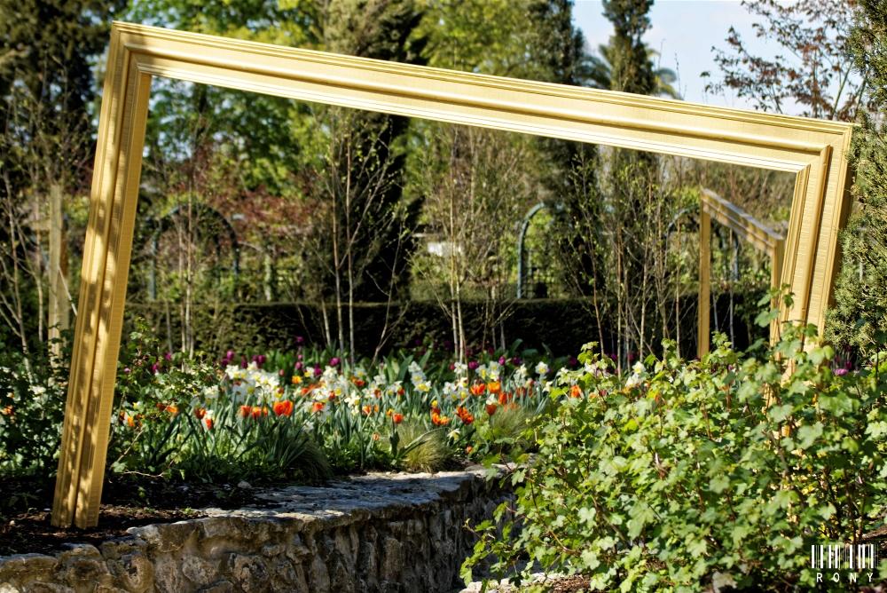 Le jardin impressionniste au printemps Part.1