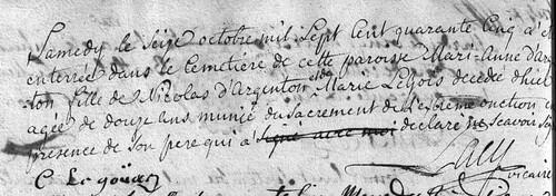 Dans les pas de Nicolas DARGENTON et Marie LEGOUAS