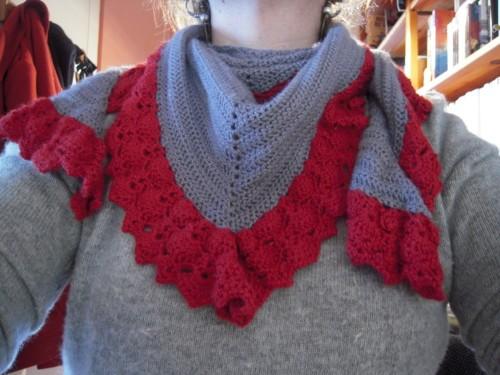 chale crochet 2