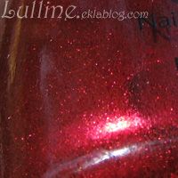 China glaze thunderbird (close-up)