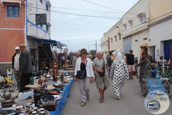 D'Agadir à