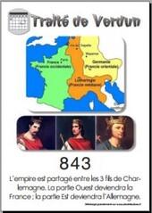0843 Traité de Verdun