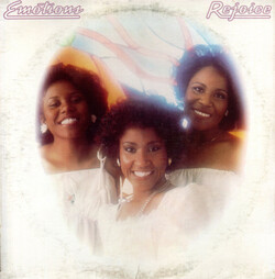 The Emotions - Rejoice - Complete LP