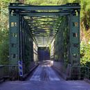 Le pont au-dessus de la rivière Potiche - Photo : Edgar