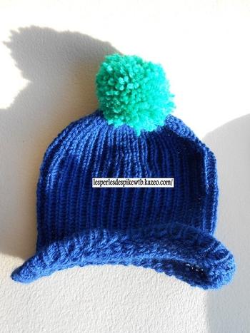 Bonnet au Tricotin (1)