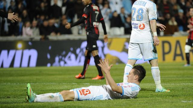 Marseille 0-1 Nice
