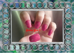 Rouge brillant Santa Gula et rouge mate Pedra Granada