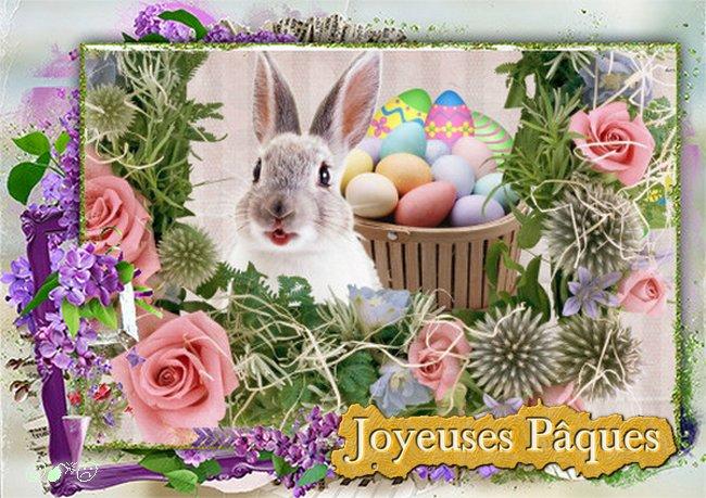 cartes de Pâques(servez vous)