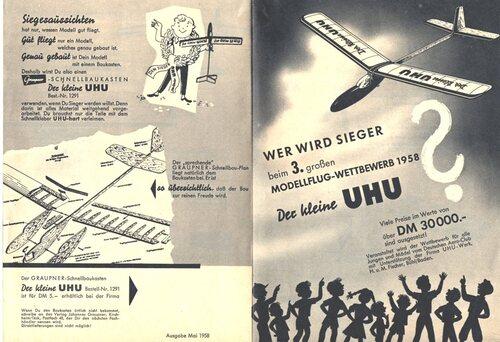 Der Kleine UHU n° 1291