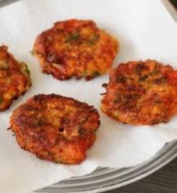 tomate beignet