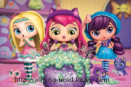little charmers 4