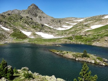 Les lacs de Camporeils