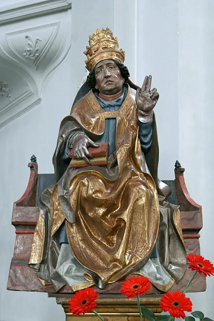 Saint Marcel Ier, Pape (30 ème) de 308 à 309 et martyr (+ 309)
