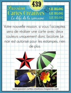Passion Cartes Créatives #439