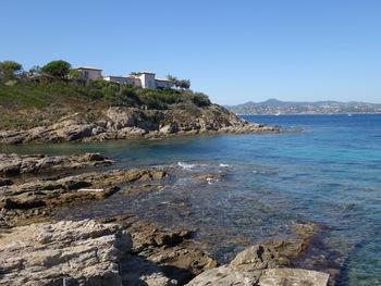Saint-Tropez, des Salins aux Canebiers