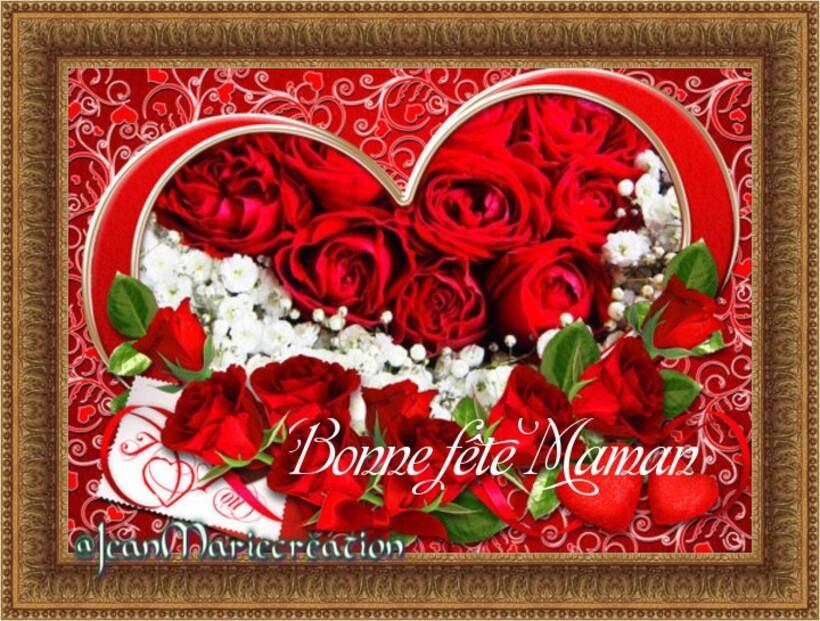 Bonne Fête Maman (copie interdite sur ce blog )voir le certificat)