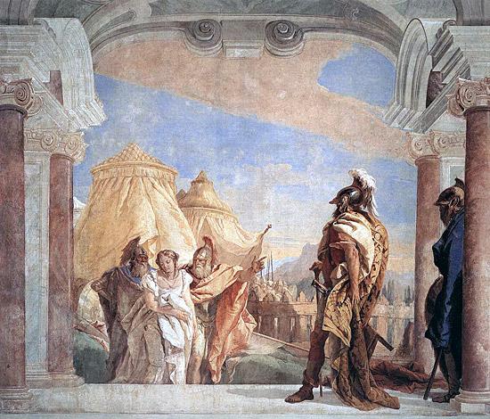 Briseis de Tiepolo