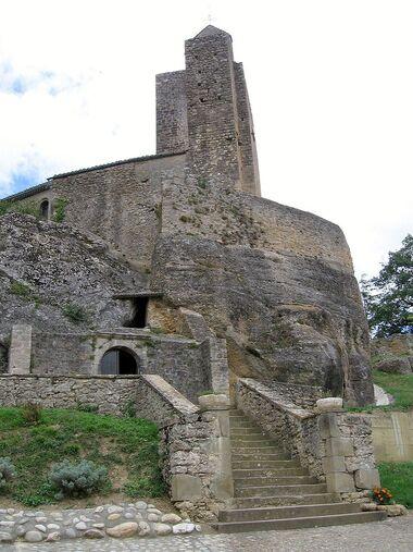 Notre-Dame de Vals en Ariège