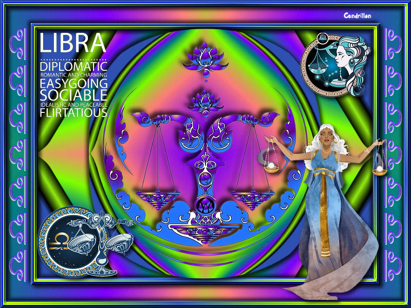 Libra - Tuto Jemima