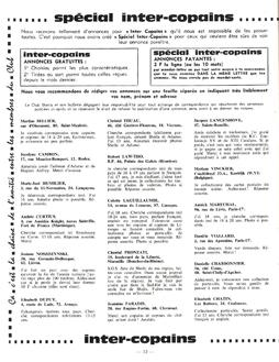 JOURNAL N°21 avril-mai 1966