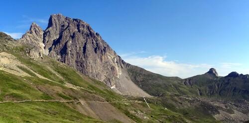 Pombie et pic du Midi d'Ossau