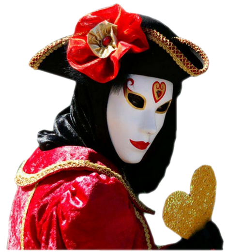 Carnaval personnage / 10