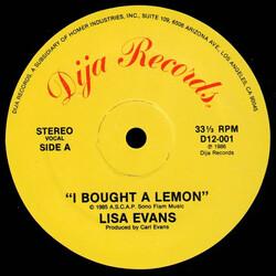 Lisa Evans - I Bought A Lemon