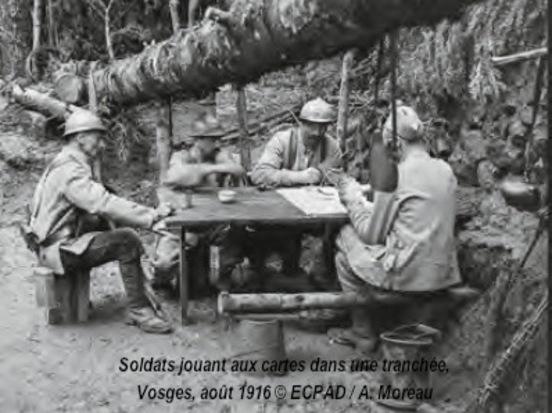 10*1915-Juillet Combats Reillon-Leintrey-Gondrexon