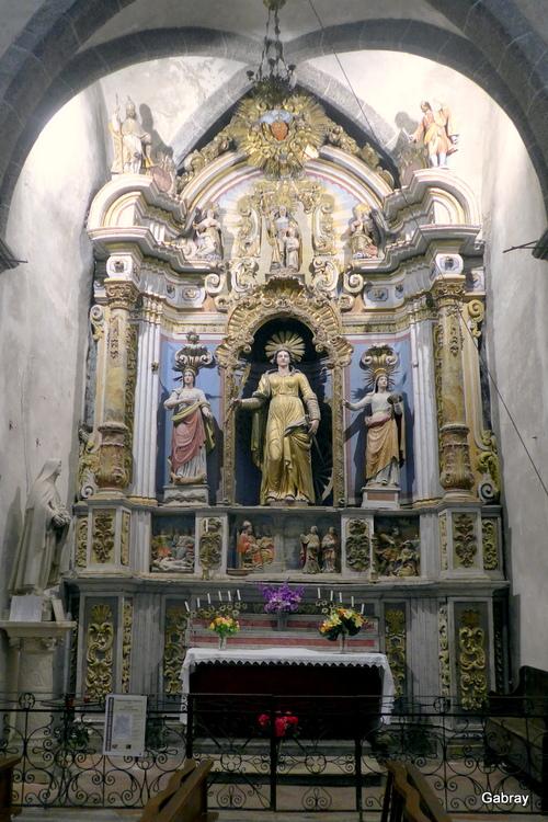 Prats de Mollo: l'église n 2