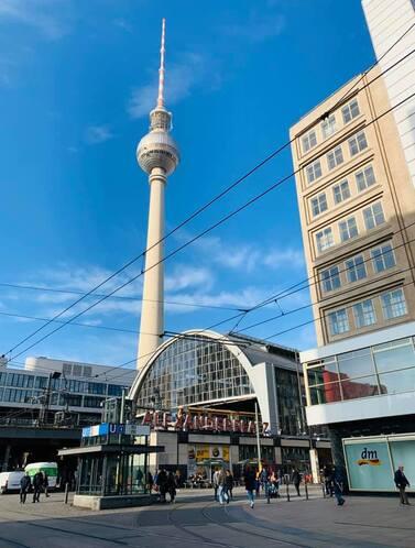 5 jours à Berlin