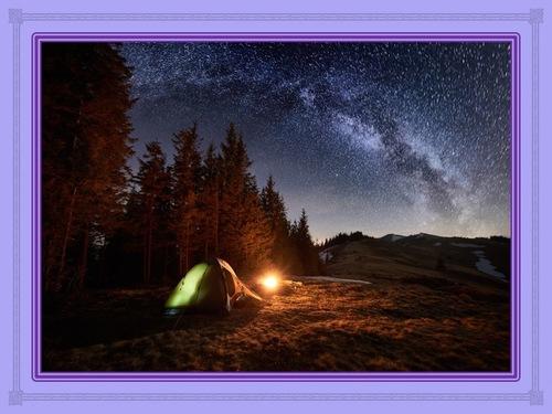 Psaumes de camping