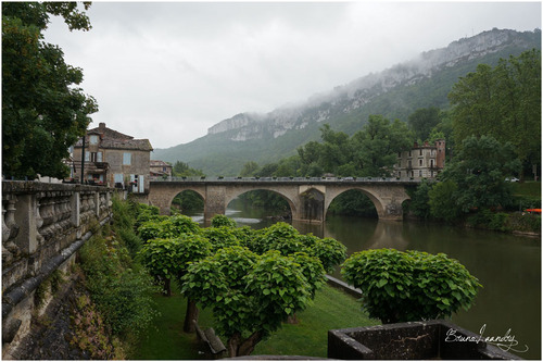 St Antonin Noble Val