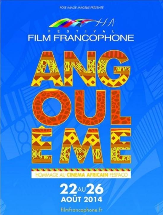 Festival du film francophone d'Angoulême 2014