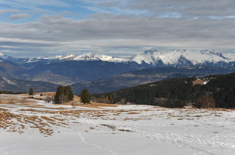 Au plateau de Cenise (2)