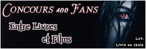 Concours 400 Fans ♠ 3