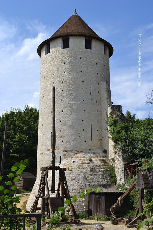 Provins : La Cité Médiévale et ses remparts