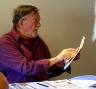 En ce samedi malsain(t), il y avait Conférence avec Michel Barbe à Manosque