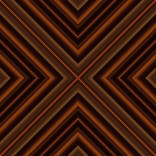 Texture en X