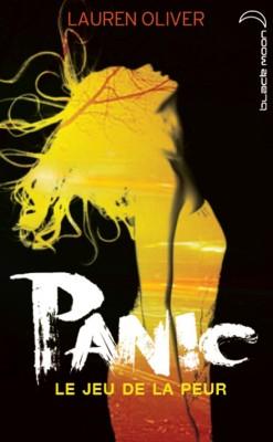 Couverture : Panic