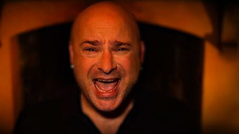 """DISTURBED - """"Hold On To Memories"""" Clip"""