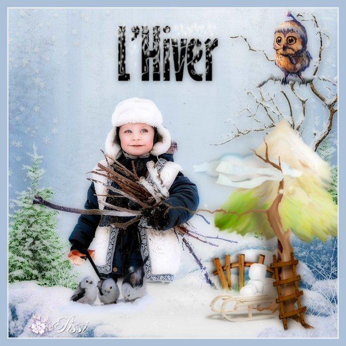 * Hiver N2 Atelier de Cerise *