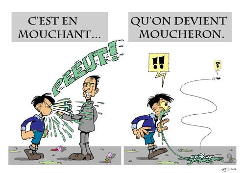moucheron