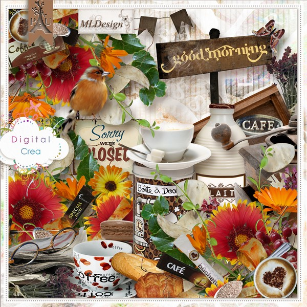 """Good Morning"" by MLDesign"