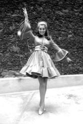 Mars 1968 : La robe Dalila