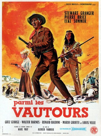 PARMI LES VAUTOURS BOX OFFICE 1966