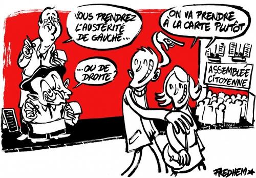 MES & TSCG ou comment N. Sarkozy et A. Merkel vont imposer l'austérité à tous les états européens, France comprise.